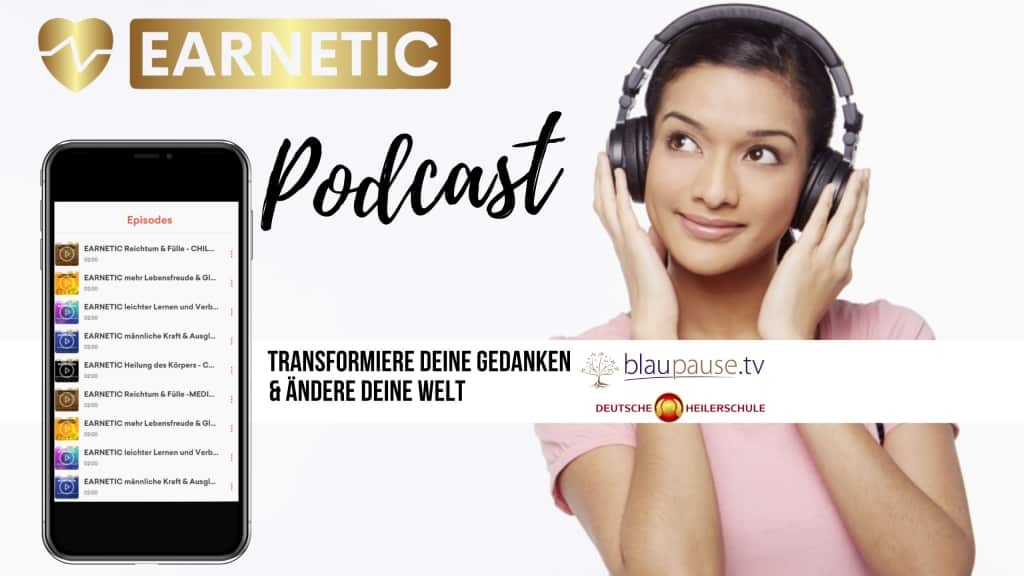 EARNETIC Silent Subliminals der Podcast