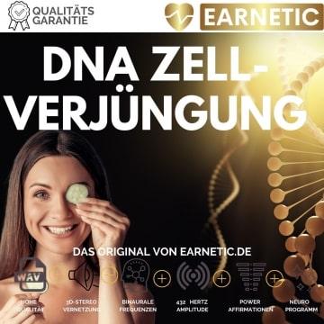 DNA Zellverjüngung - aktiviere den Jungbrunnen und dir - Jünger aussehen - Silent Subliminal
